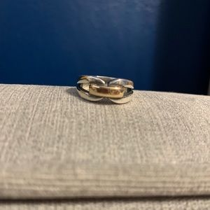 Enduring Bond Ring